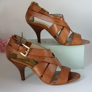 MICHAEL Michael Kors ANKLE STRAP heel Shoes